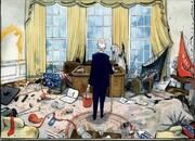 ببینید: اولین روز کاری بایدن در کاخ سفید!