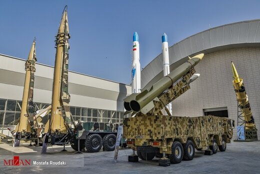 این موشک های سپاه پاسداران، پایگاه نظامی آمریکا را درهم کوبید+تصاویر