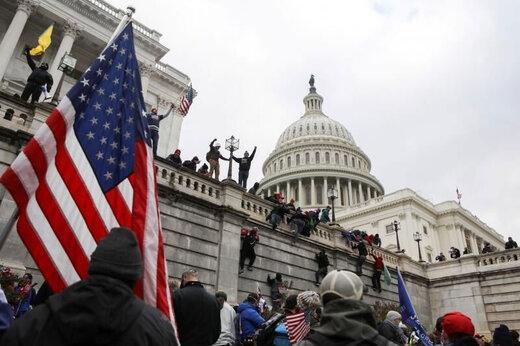 ببینید | روز سیاه کنگره به روایت افسران پلیس امریکا