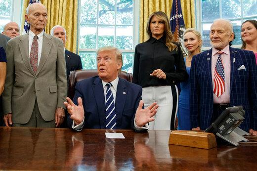 ببینید |  گودبای پارتی مجری سرشناس آمریکایی برای ترامپ!