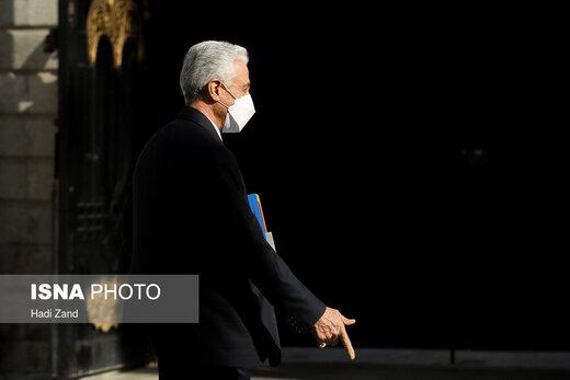 جلسه هیات دولت - یکم بهمن