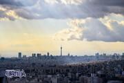 ببینید | تصاویری دیدنی و باورنکردنی از تهران