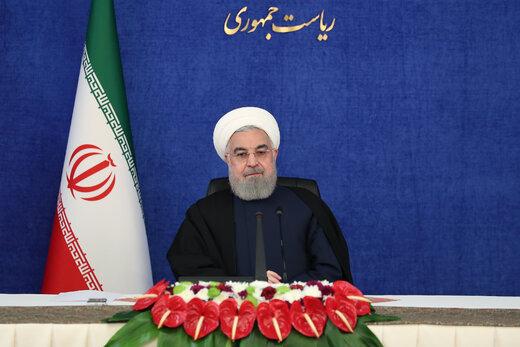 روحانی: تخریبها و تهدیدات زیست محیطی چالشی بزرگ پیش روی کشور است