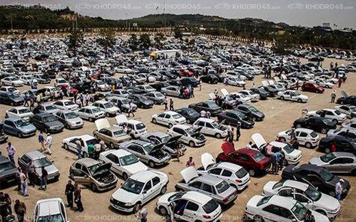 ریزش بازار خودرو در آخرین روز هفته/کوییک ۱۲۹ میلیون تومان شد