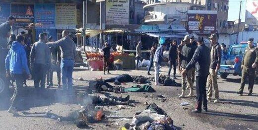 واکنش ها به انفجار خونین بغداد