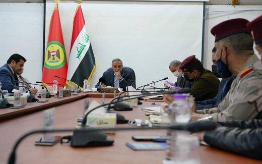 الکاظمی درباره انفجار بغداد چه دستوری صادر کرد؟