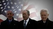 پیام روسای جمهور قبلی آمریکا به بایدن: روی کمک ما حساب کن