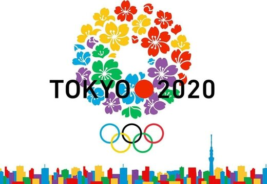 دختران المپیکی وارد میشوند