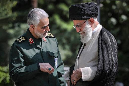 ببینید | «یومالله» در بیان حاج قاسم سلیمانی و رهبر انقلاب