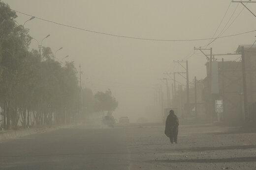 پیشبینی طوفان فردا در تهران