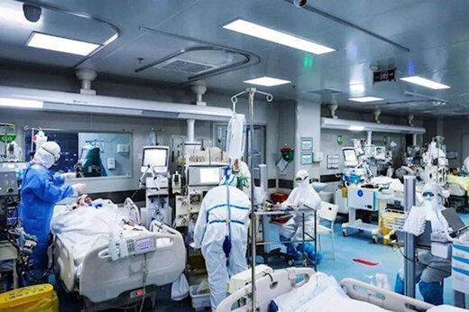افزایش آمار فوت بر اثر کرونا؛ شناسایی بیش از ۶۳۰۰ بیمار جدید