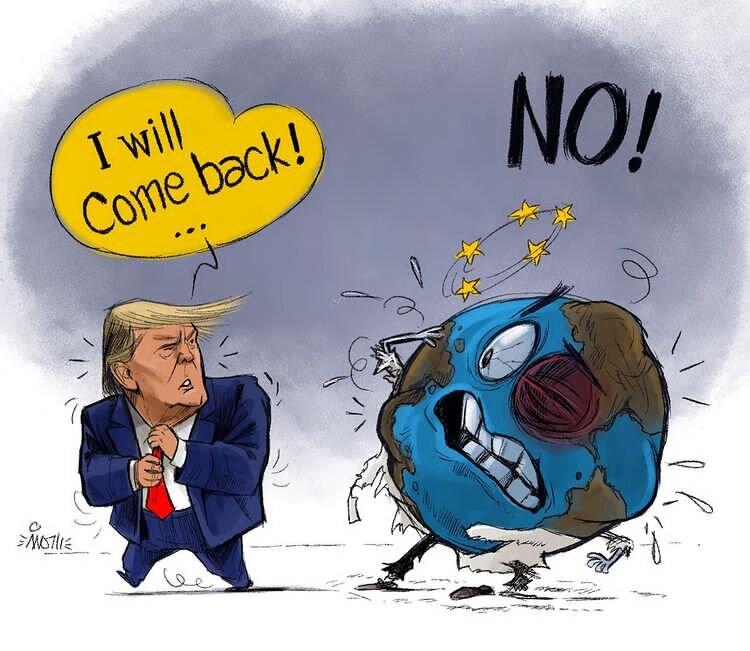آخرین تهدید ترامپ را ببینید!