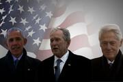 ببینید | پیام ویژه سه رئیسجمهور پیشین ایالات متحده برای بایدن