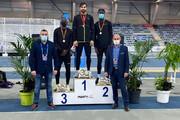 ببینید | قهرمانی سریعترین مرد ایران در فرانسه