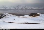 نمکهای کف دریاچه ارومیه در آبهای جدید حل شد