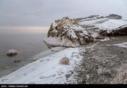 دریاچه ارومیه ۲۸ کیلومتر آب رفت