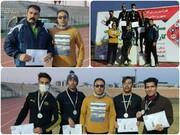 درخشش ورزشکاران چهارمحال وبختیاری در مسابقات کارگران کشور در عین محرومیت