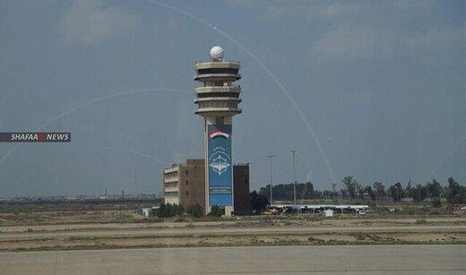 حمله موشکی به پایگاه نظامیان آمریکایی در فرودگاه بغداد