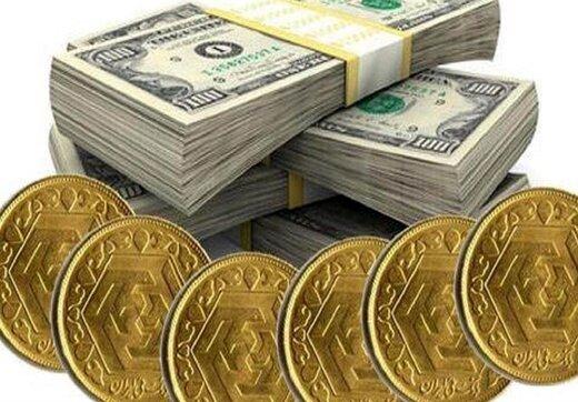 قیمت سکه، طلا و ارز ۹۹.۱۱.۱۶