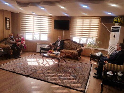 «علی اکبری» رئیس امور مالیاتی شهرستان فردیس شد