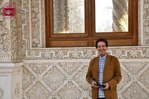 ابوالفضل پورعرب در موزه سینما