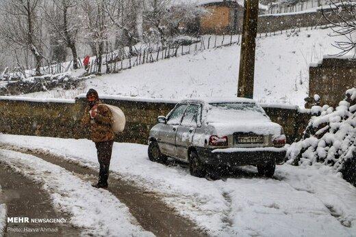 بازگشت سرمای زمستانی به تهران