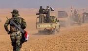 شهادت 11 تن از نیروهای حشدالشعبی در درگیری با داعش