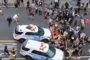 ببینید | زیر گرفتن چندین معترض توسط پلیس واشنگتن!