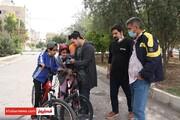 تصاویر|کرونا در شیراز «خونه نشین» شد!