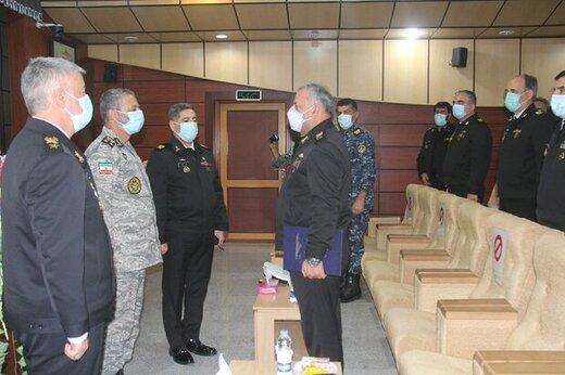 یک انتصاب جدید در ارتش