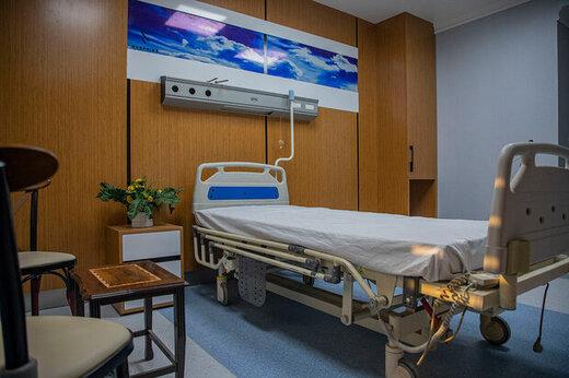 خدمات درمانی در سیریک شایسته مردم نیست