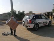 ارسال کمکهای شرکت مدیران خودرو به مناطق سیل زده