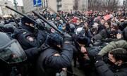 هشدار تند اتحادیه اروپا به روسیه درباره خشونتها علیه معترضان