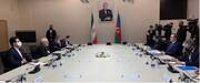 در دیدار وزیران امور خارجه ایران و جمهوری آذربایجان چه گذشت؟