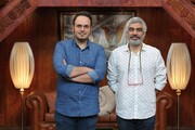محمدحسین مهدویان در «کتابباز» مهمان سروش صحت شد