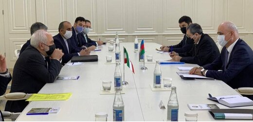 Iran, Azerbaijan confer on bilateral ties