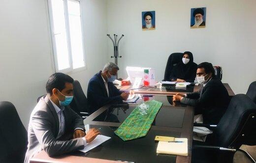 راهاندازی دو کارگاه مهارتی با همکاری منطقه آزاد چابهار و فنی حرفهای شهرستان چابهار در دهه فجر