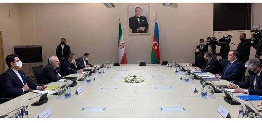FM Zarif: Iran ready to help rebuild freed regions of Azerbaijan