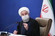 ببینید | رئیس جمهور: هر وقت ببینیم میتوانیم حق ملت ایران را بگیریم یک لحظه هم تعلل نمیکنم