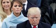 ملانیا در فکر طلاق از ترامپ و گرفتن حضانت بارون است