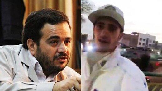 ببینید | نماینده خبرساز سرانجام عذرخواهی کرد: از مردم حلالیت میطلبم