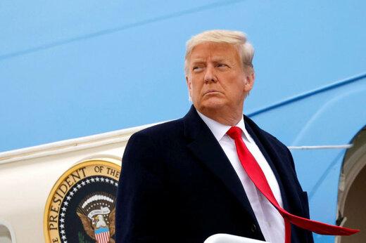 ترامپ در اولین مصاحبه پس از ترک کاخ سفید چه گفت؟