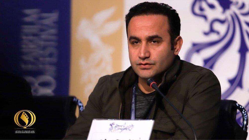 نوید محمودی: پژوهش آثار سینمایی را سنددار می کند