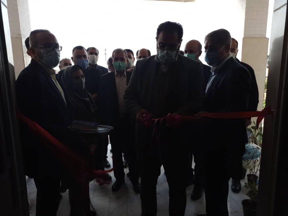 نخستین مرکز جامع درمان و بازتوانی معتادان خوزستان در آبادان افتتاح شد