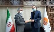 هدیه ۵۰۰ تب لت مرکز آمار ایران به دانش آموزان همدانی