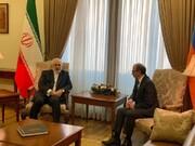در دیدار ظریف با وزیرخارجه ارمنستان چه گذشت؟