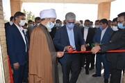 بخش تخصصی بستری بیمارستان حضرت زینب اروندکنار افتتاح شد