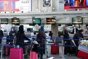 ببینید | وضعیت اسفناک ورود مسافران به ایران در فرودگاه امام