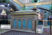 تصاویر | بارگاه مقدس حضرت علیبن موسی الرضا(ع)