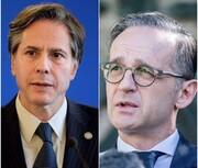 وزیران خارجه آمریکا و آلمان درباره برجام رایزنی کردند